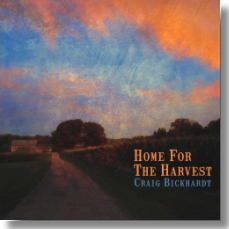 Home for the Harvest CD Cover